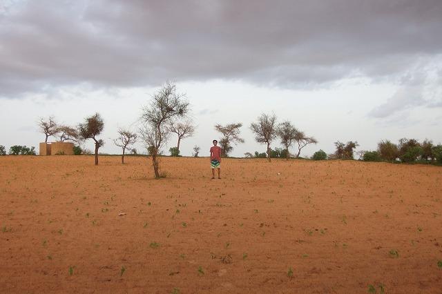 セネガルお宅訪問の旅 エピローグ「アフリカ人は傘をさすのか」