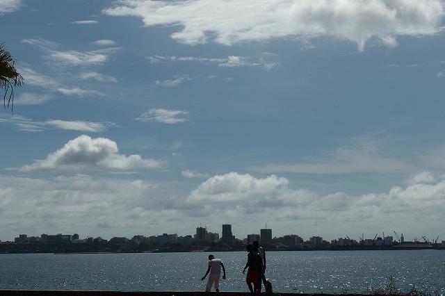 セネガル観光地 ゴレ島 前編「奴隷島に行ってきた」