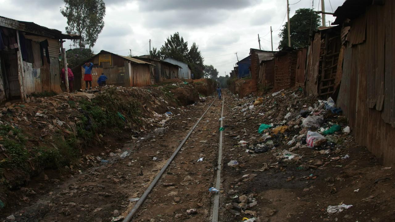 ケニア5 ナイロビのスラム街に行ってきた